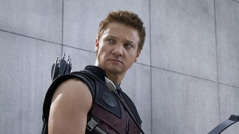 Begini Nasib Hawkeye di Avengers: Infinity War