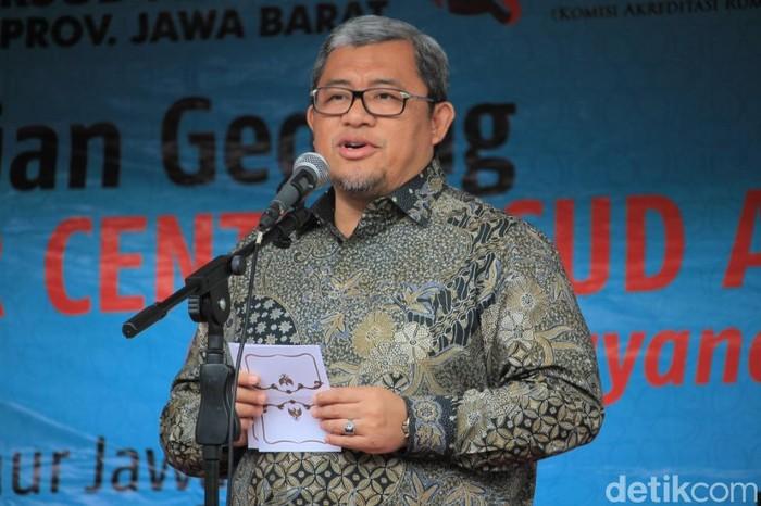 Gubernur Jabar Ahmad Heryawan/Foto: dok.detikcom