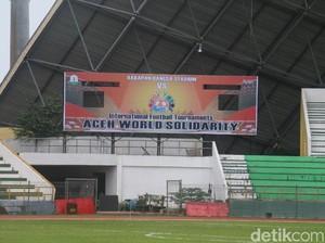Laga Brunei Darussalam vs Mongolia Dibatalkan