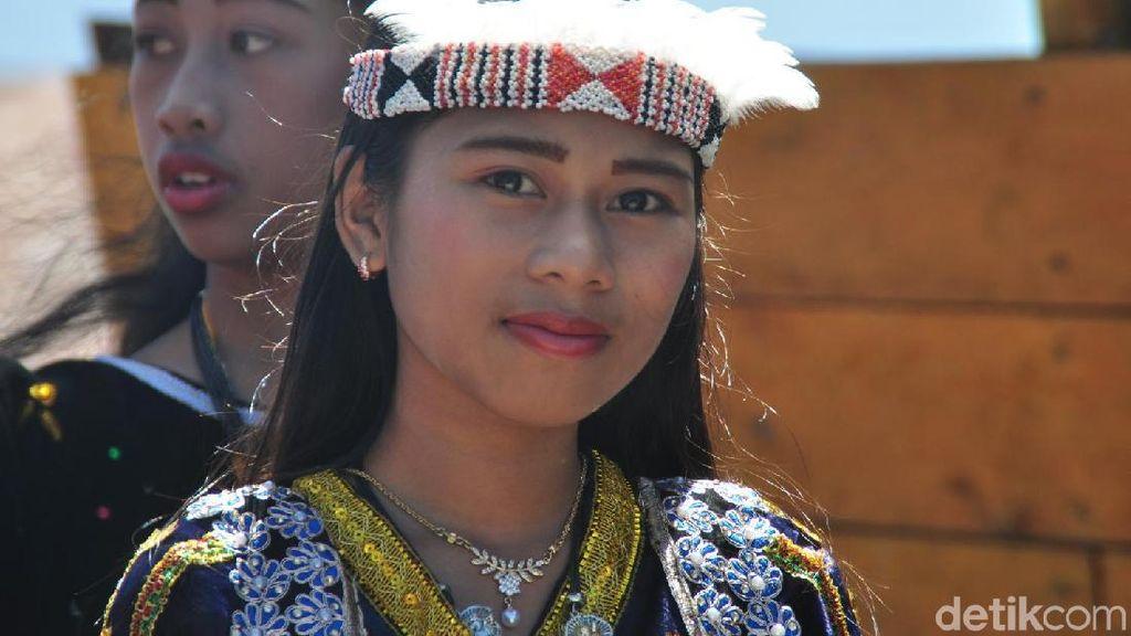 Foto: Penampakan Bidadari di Pedalaman Sulteng