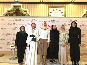 Zaskia Sungkar Hingga Ria Miranda akan Tampil di Dubai Modest Fashion Week