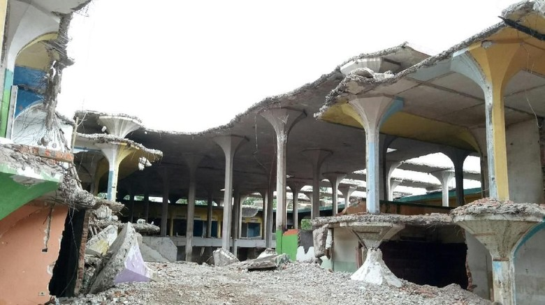 Pasar Bersejarah di Palembang Dibongkar, Aliansi: Langgar UU