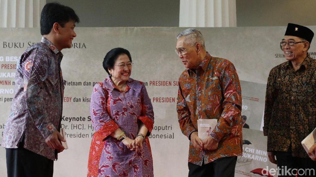 Mengincar Bung Besar: Peluncurannya Dihadiri Megawati, Kini Disita TNI
