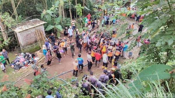 2 Korban Longsor di Kulon Progo Ditemukan Dalam Kondisi Tewas