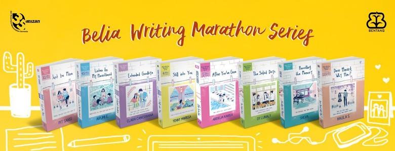 Penulis-penulis Belia Writing Marathon Kopdar di Jakarta