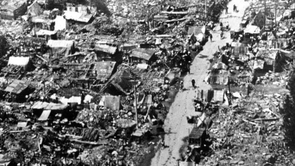 10 Bencana Alam Paling Mematikan dalam Sejarah