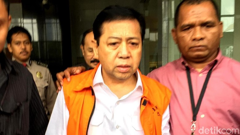 Polisi Percepat Susun Berkas Kasus Kecelakaan Setya Novanto