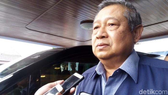 SBY tiba di Bandara Adi Soemarmo,Solo