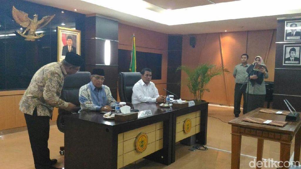 Kementan dan NU Sebar Benih Jagung ke Petani di 9 Kabupaten