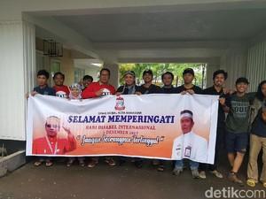 Hari Difabel, Penyandang Disabilitas di Makassar Daki Gunung Sesean