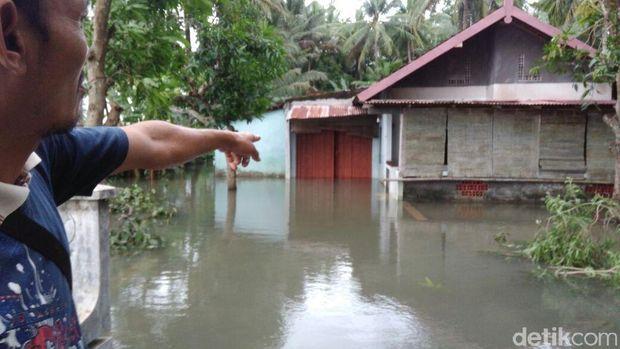 Banjir di Kulon Progo, DIY.