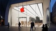 Peringati Hari AIDS Sedunia, Apple Ganti Warna Logo