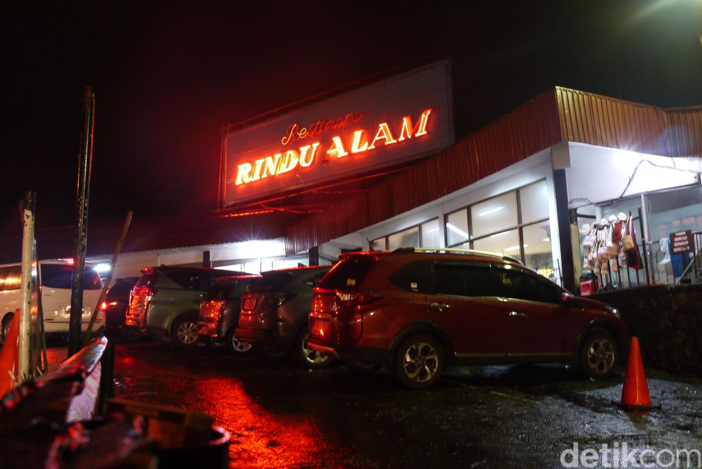 Restoran Rindu Alam