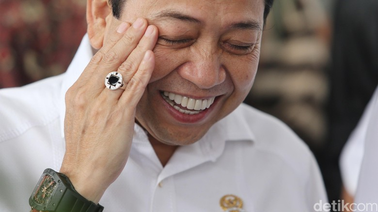 Jaksa: Arloji Richard Mille Novanto Hasil Patungan Terdakwa e-KTP