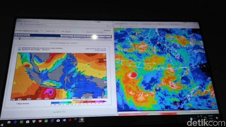 Beredar Info Badai Cempaka Mengarah DIY, Ini Kata BMKG