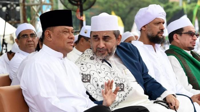 Jenderal Gatot Nurmantyo di Maulid Akbar Nabi Muhammad SAW (dok. TNI)