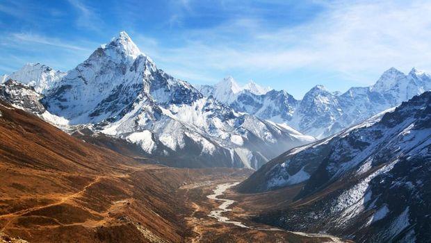 Rangkaian Pegunungan Himalaya