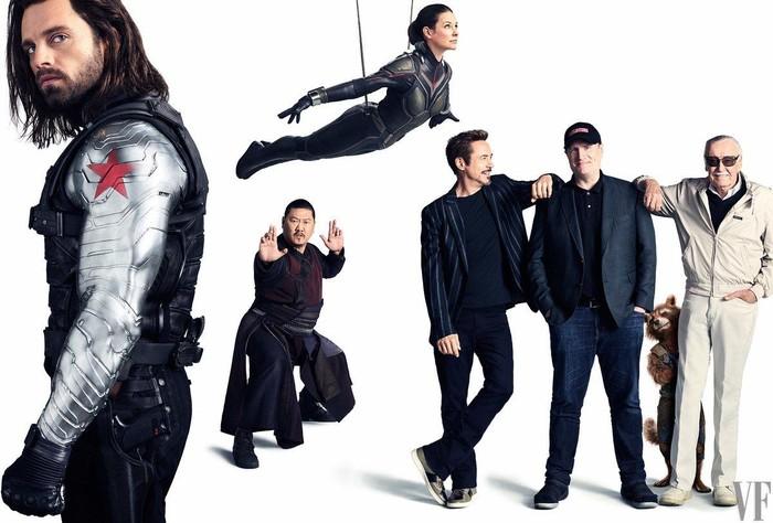Foto: Avengers: Infinity War
