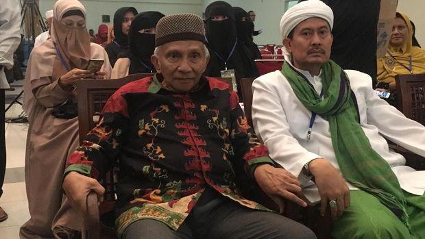 Amien Rais: Saya Ingatkan, Mas Jokowi Jangan Asik Memecah Umat