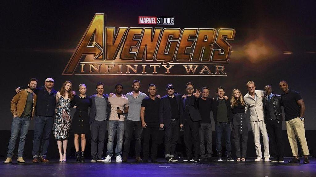 Trailer Perdana Avengers: Infinity War Bikin Heboh Internet