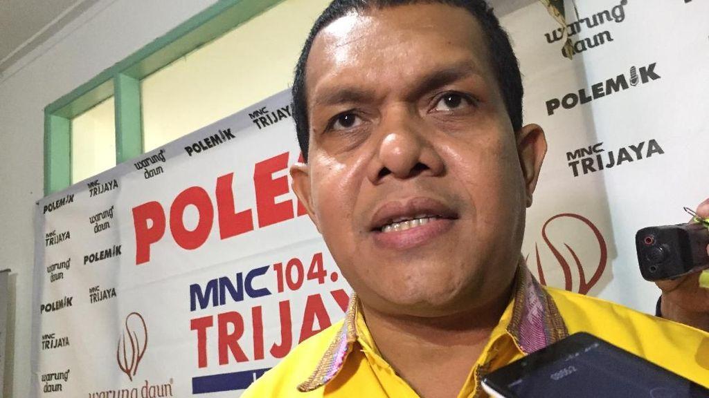 Pimpinan Komisi IX Minta Pengembalian Insentif Double Tak Ganggu Hak Nakes