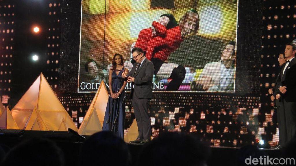 The 22nd Asian Television Awards Jadi Bagian dari Singapore Media Festival 2017