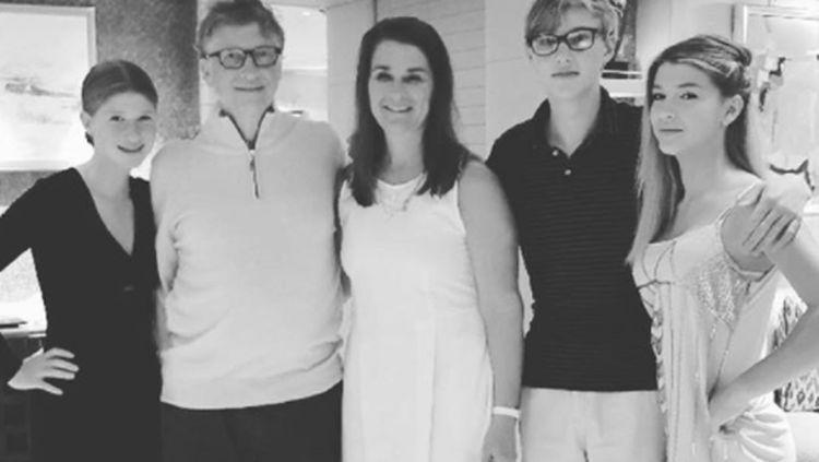 Penampilan Terkini Putra Bill Gates yang Misterius