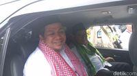 Fadli Zon-Fahri Hamzah Datang Semobil, Alumni 212 Bikin Barikade