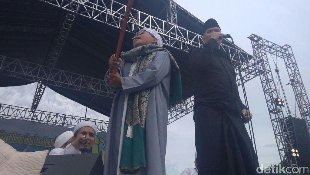 Lirik Lagu Aksi Bela Islam yang Dinyanyikan Ahmad Dhani di Reuni 212