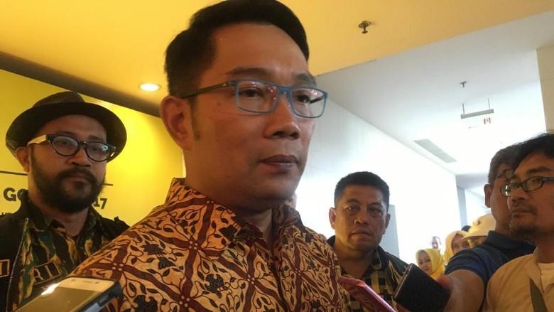 Ini Alasan Golkar Cabut Dukungan untuk Ridwan Kamil