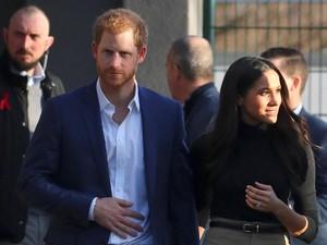 Penampilan Perdana Harry dan Meghan Markle Setelah Resmi Umumkan Pertunangan