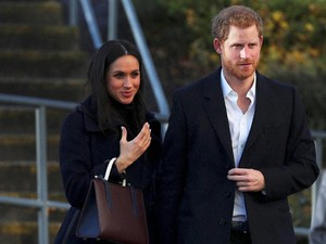 Pangeran Harry dan Meghan Markle Dilarang Tinggal di Kanada