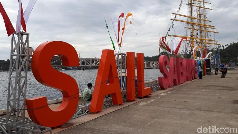 Sail Sabang, event tahunan wisata bahari di Sabang (Eduardo Simorangkir/detikTravel)