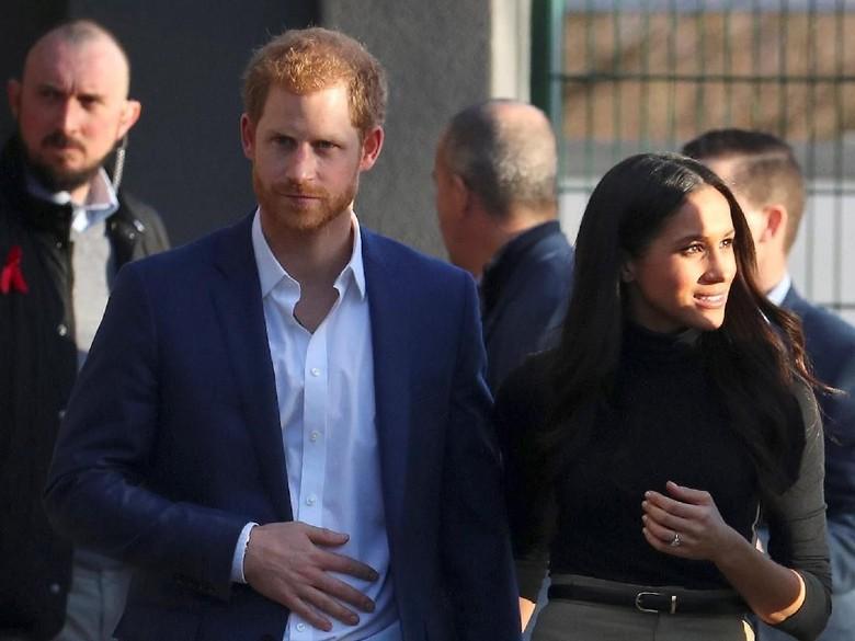 Pangeran Harry dan Meghan Markle Gelar Pernikahan 19 Mei 2018