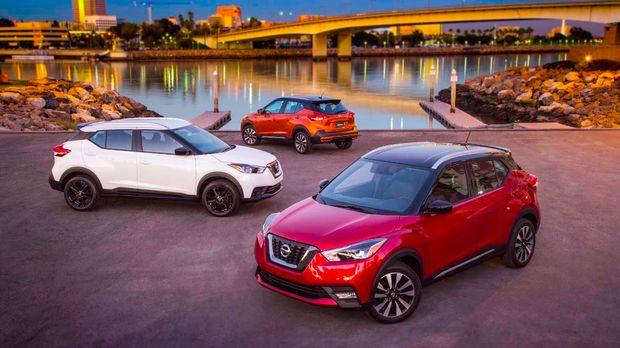 Nissan akan segera merilis Kicks untuk India