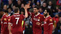 Formasi Coba-Coba Liverpool Berbuah Kemenangan Telak