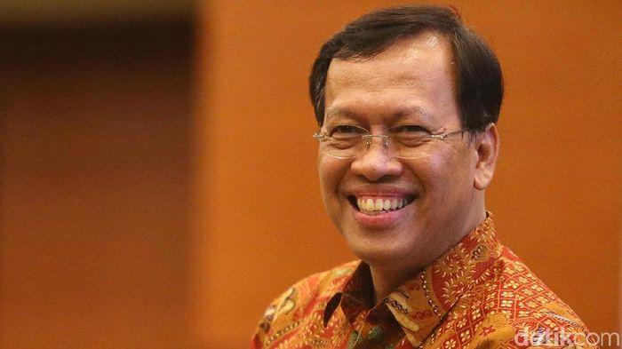 Direktur Jenderal (Dirjen) Pajak Robert Pakpahan/Foto: Robert Pakpahan (Foto: Ari Saputra/detikcom)