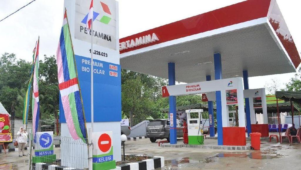 Seliter Premium di Nias Turun Jadi Rp 6.450, Sebelumnya Rp 12.000
