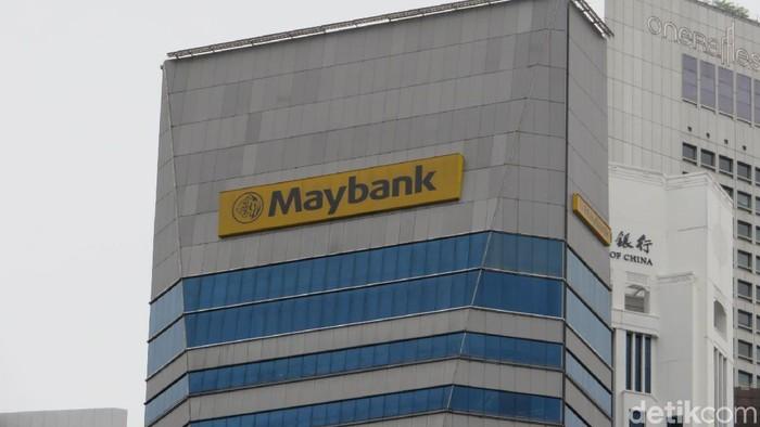 Gedung Maybank di Singapura