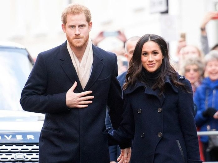 Pangeran Harry dan Meghan Markle. Foto: Reuters