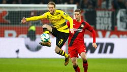Andre Schuerrle Menuju Pintu Keluar Dortmund