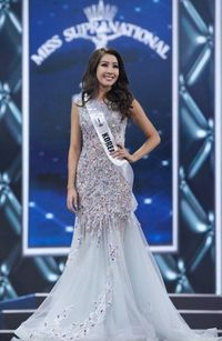 Korea Selatan Juara Miss Supranational 2017, Indonesia Masuk 25 Besar