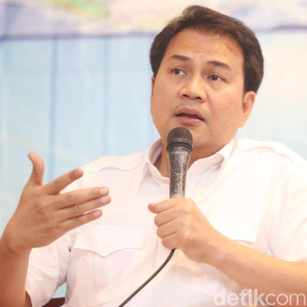 Ketua Banggar Jawab Tudingan Politis Dana Kelurahan
