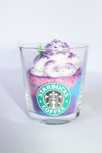 Gemas! Warna-warni Pastel <i>Unicorn Frappuccino</i> Kini Hadir dalam Bentuk Lilin