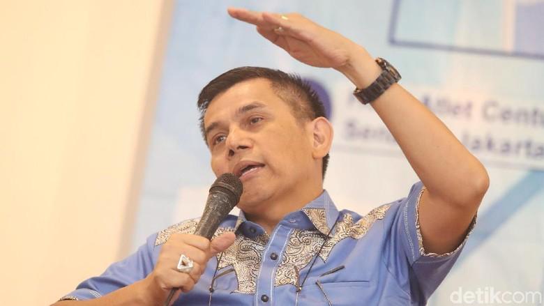 Disebut Bakal Gabung Koalisi Jokowi, PD: Rommy Kegeeran