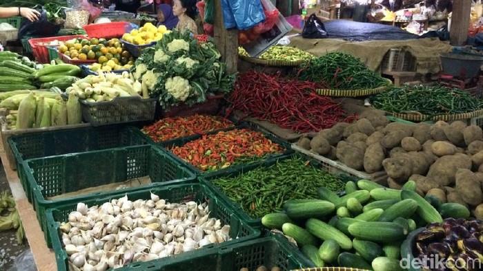 Harga Pangan di Pasar Pondok Labu