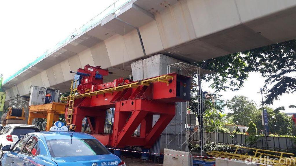 Belum Bisa Dipakai Asian Games, Begini Kondisi Terkini LRT Jakarta