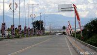 Sudah Dibuka Jokowi, Masuk Tol Soroja Hanya Bisa Lewat GT Soreang