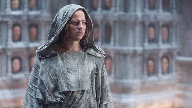 Cerita Tom Wlashchiha Dapatkan Peran 'Jaqen H'ghar' di 'Game of Thrones'