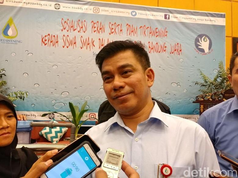 PDAM Bandung Blacklist Kontraktor Proyek IPA Cikalong Senilai Rp 63 M
